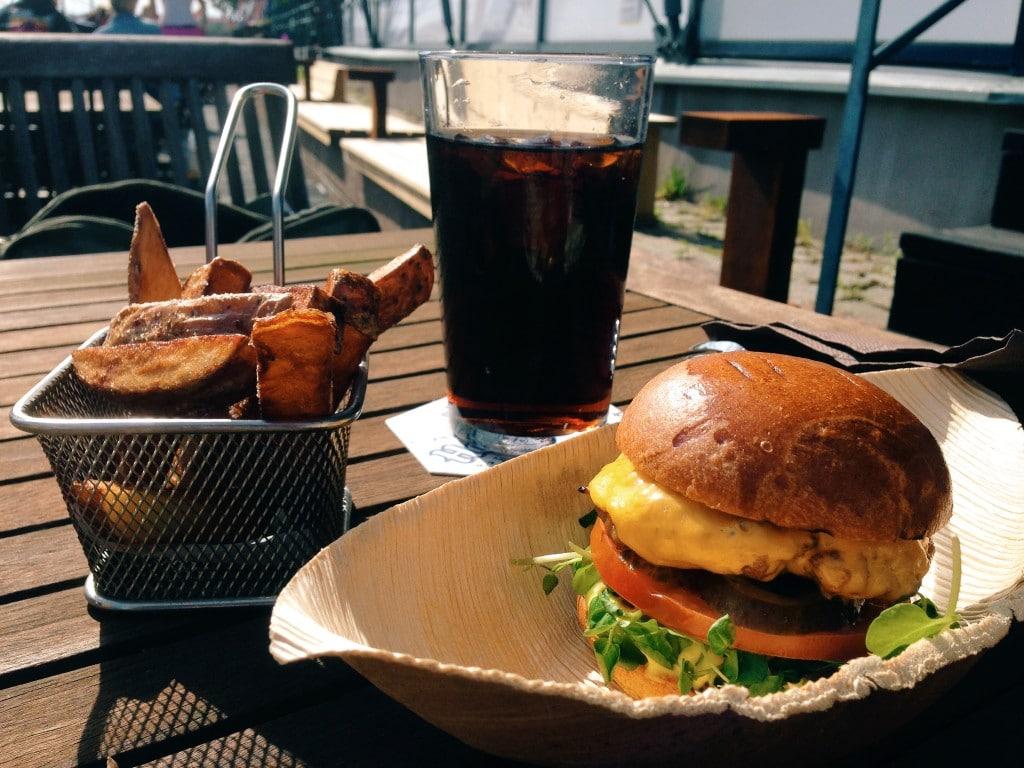 Faro burger