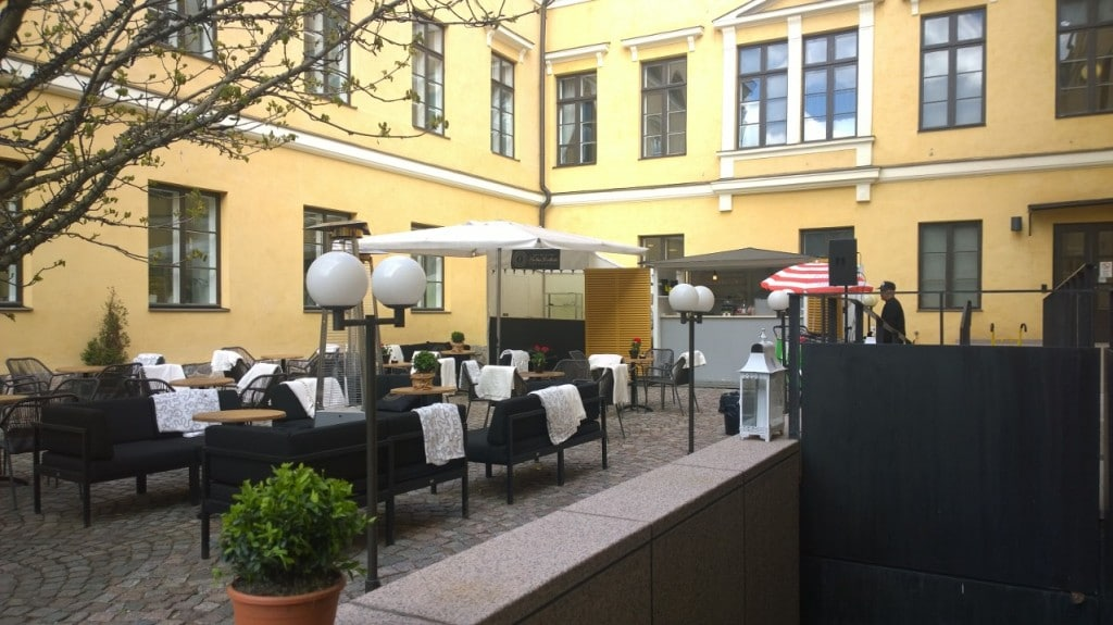 Bock Terrace