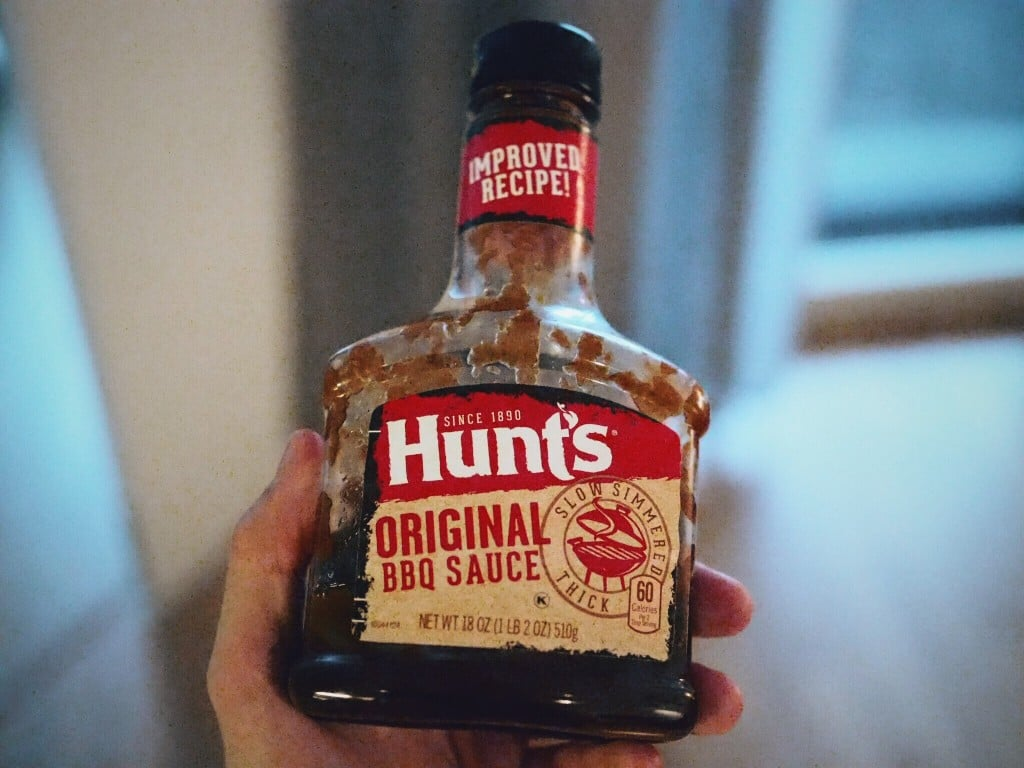 Hunts Original BBQ Sauce