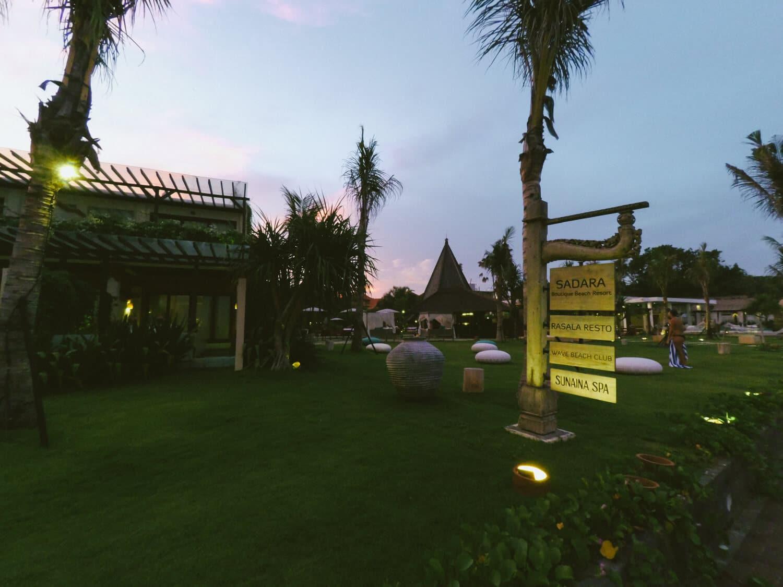 Sadara, Nusa Dua, Bali